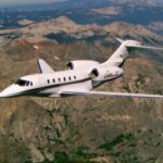 Корпоративный перелет на Cessna Citation III